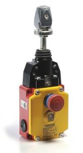 Interruptor con tracción de cable